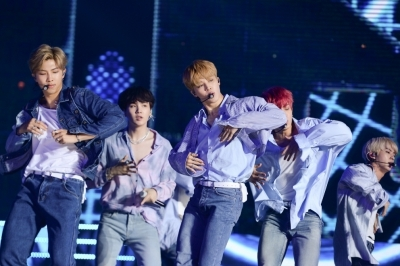 SBS '슈퍼콘서트 in TAIPEI' 방탄소년단·레드벨벳 등 최정상 K-POP스타 총출동