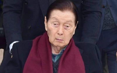 신격호 롯데그룹 명예회장이 대림산업 지분 블록딜하는 까닭
