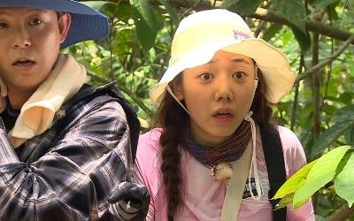 '정글의 법칙' 에이핑크 김남주, 숲 속에서 울먹인 사연은?