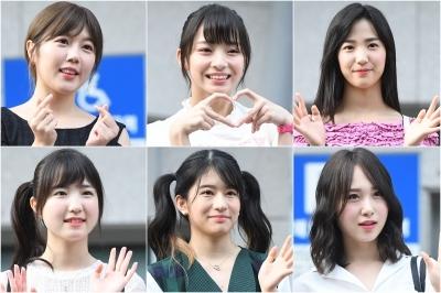 AKB48, '서로 다른 매력 뽐내며 등장~' (프로듀스 48 출근길)