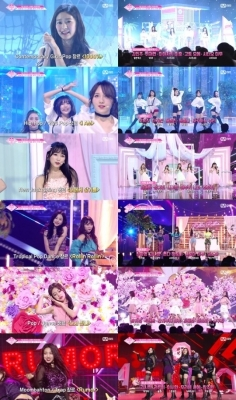 '프로듀스48' 또 순위 뒤집힐까…베네핏 13만표 경쟁 스타트