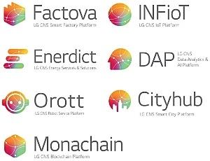 블록체인·AI·IoT 등 '7개 전략브랜드' 내놓은 LG CNS