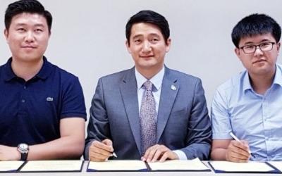 중국 대형 IT유통업체 디신퉁, 한국 블록체인시장 진출