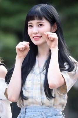 다이아 예빈, '상큼함 가득 담은 미소~'