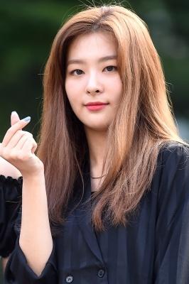 레드벨벳 슬기, '사랑스럽게 하트~'