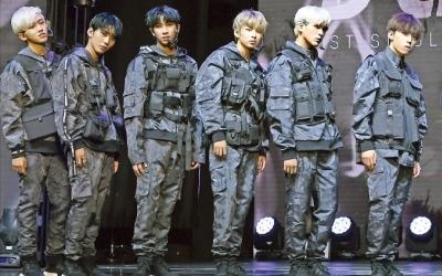 제2의 방탄소년단 꿈꾸는 힙합보이그룹 디크런치