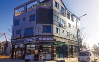 [한경 매물마당] 성남 분당선 역세권 대로변 코너 빌딩 등 17건