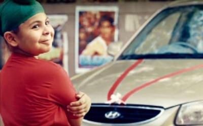 인도 마음 움직인 현대車 광고