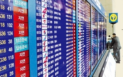 中·유럽行 항공편 툭하면 지연… 알고보니 중국 탓