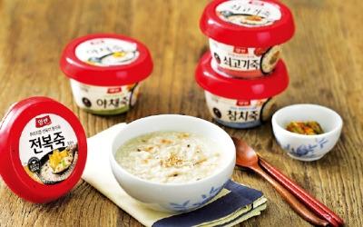 26년 전통 양반죽… 간편 보양식 '각광'