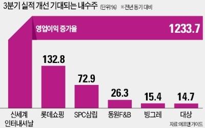 중산층 소득 감소 '직격탄'… 내수株, 신저가 속출