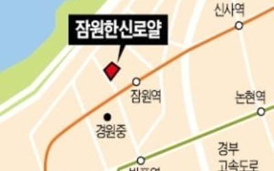 리모델링 추진 '잠원한신로얄' 또 서울시 심의 보류
