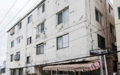 용산구청, 49년 된 후암동 서부제일아파트 보수공사