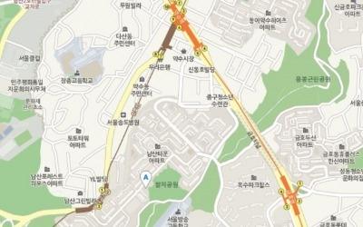 신당동 '남산타운' 전용 84㎡ 두 달 새 2억 올라