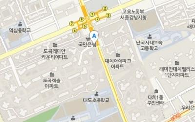 '몸값' 올리는 도곡렉슬… 전용 84㎡ 시세 18억 돌파