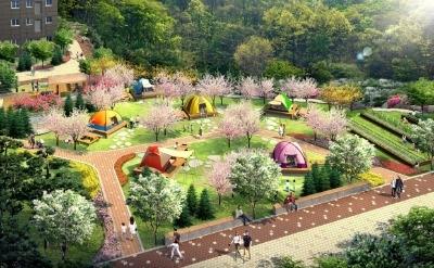 피톤치드 삼림욕장, 반려동물 호텔… 아파트 커뮤니티 시설의 진화