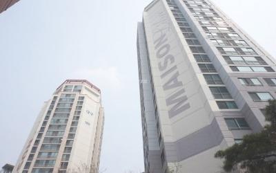 영등포 '당산동대우' 전용 45㎡ 3억5000만원 거래