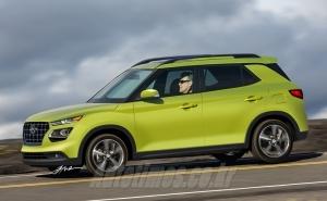 현대차, SUV 제품군은 초소형 제품으로 완성