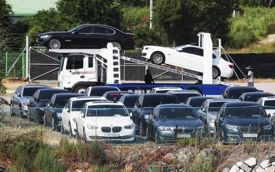 'BMW 운행정지' 명령서 발송…1만대 예상