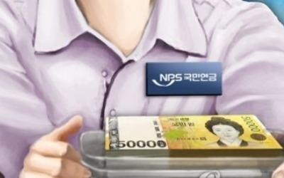 국민연금 월100만원 이상 수급자 20만명 육박