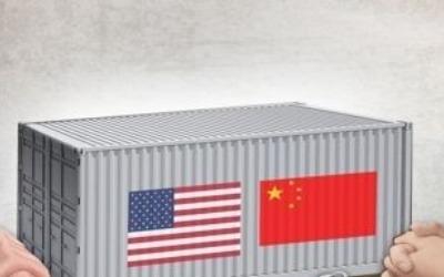 '미중 무역협상'에 美금융시장 반색… 다우 넉달만에 최대폭 상승