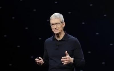 애플 CEO, 1333억원 규모 스톡옵션 받아 절반 처분
