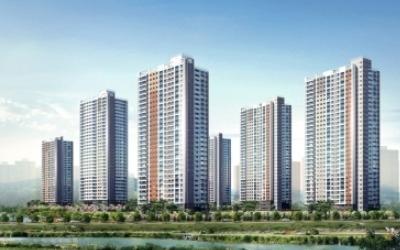 우미건설, '경산 하양지구 우미린' 10월 분양 예정