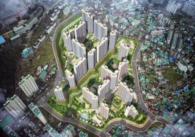 현대엔지니어링, 부산 동삼1구역 재개발 시공사로 선정