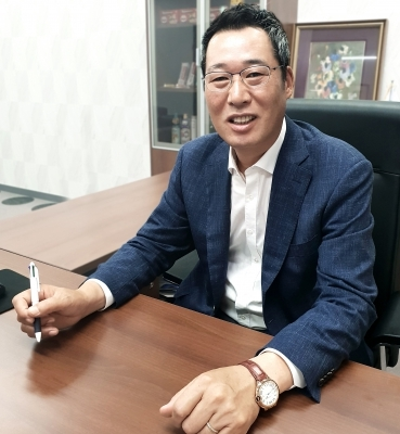 """강일모 케이엠제약 대표 """"'뽀로로치약' 덕에 사장님 됐죠"""""""