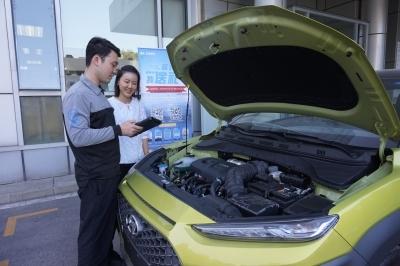 현대차, 중국 고객만족도 정비 부문 5년 연속 '1위'