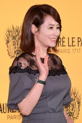 김혜수, '전매특허 코찡긋'