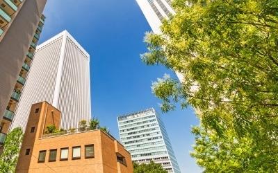 일본 경제 부활 신호탄… 도쿄 도심은 '오쿠숀' 붐