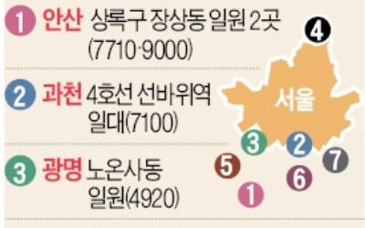 """""""안산·의정부 2만여 가구… 서울 수요 분산효과 없을 듯"""""""
