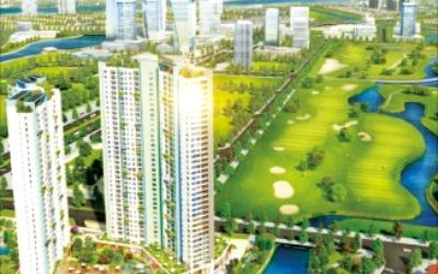 베트남 신도시 주상복합 80가구 분양