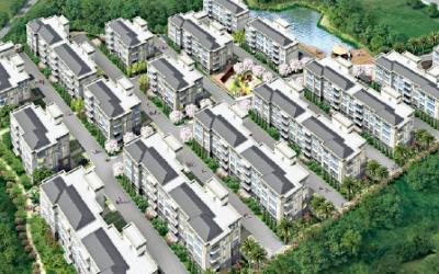 제주 더 오름 카운티 원, 첨단과학기술단지 부근 공동주택