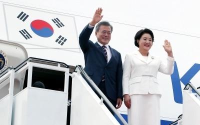 '피난민의 아들' 문재인 대통령의 남다른 방북 소회 '눈길'