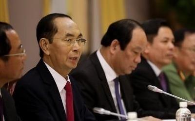 베트남 권력서열 2위 쩐 다이 꽝 국가주석 별세… 향년 61세
