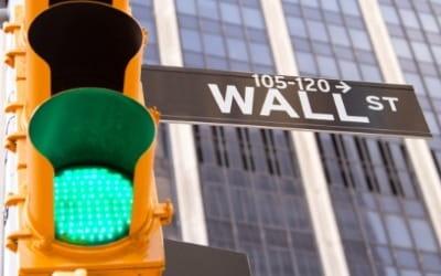 뉴욕증시 美금리 급등세 진정…다우 0.21% 하락 마감