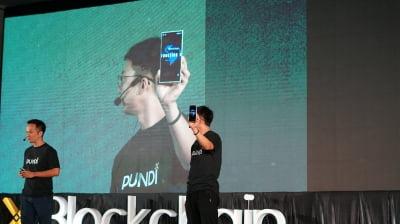 펀디엑스, 세계최초 블록체인 기반 휴대폰 'X폰' 공개…'블록체인 인터넷' 구현