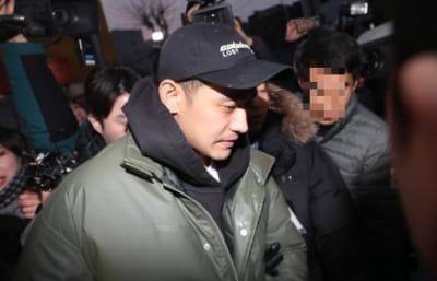 백지영 남편 정석원, '필로폰 투약' 혐의 재판 1심서 집행유예