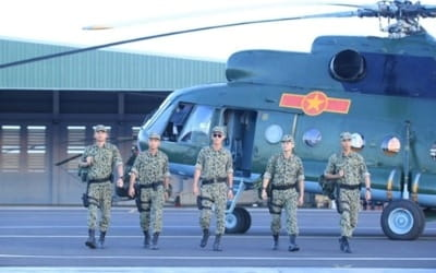 베트남 국방부 '태양의 후예' 오류수정 요구…이유는?
