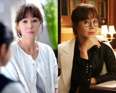 '미스 마:복수의 여신' 김윤진, 1인 2역 변신 아슬아슬