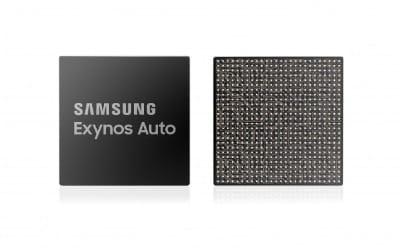 삼성전자, 차량용 반도체 브랜드 '엑시노스·아이소셀' 오토 출시