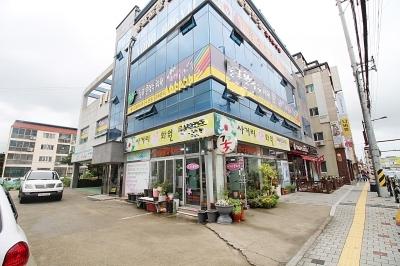 [한경 매물마당] 포항시 대로변 코너 상가빌딩 급매