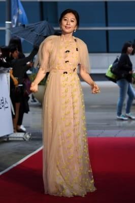 김희애, '여신 강림'(부일영화상)
