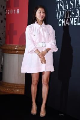 김희애, '샤워가운 패션'