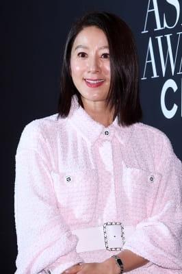 김희애, '물광피부 甲'