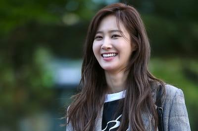 유리, '예쁨 가득한 미소~'