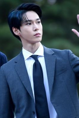 NCT 127 도영, '멋진 모습에 시선강탈~'