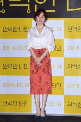 김지수, '세월 거스르는 우아함'